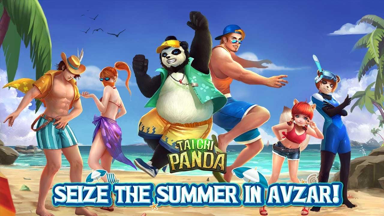 Taichi Panda poster