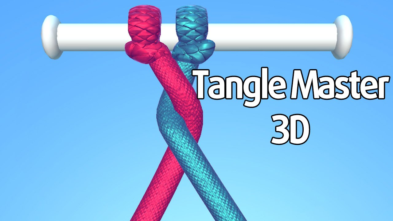 Tangle Master 3D poster