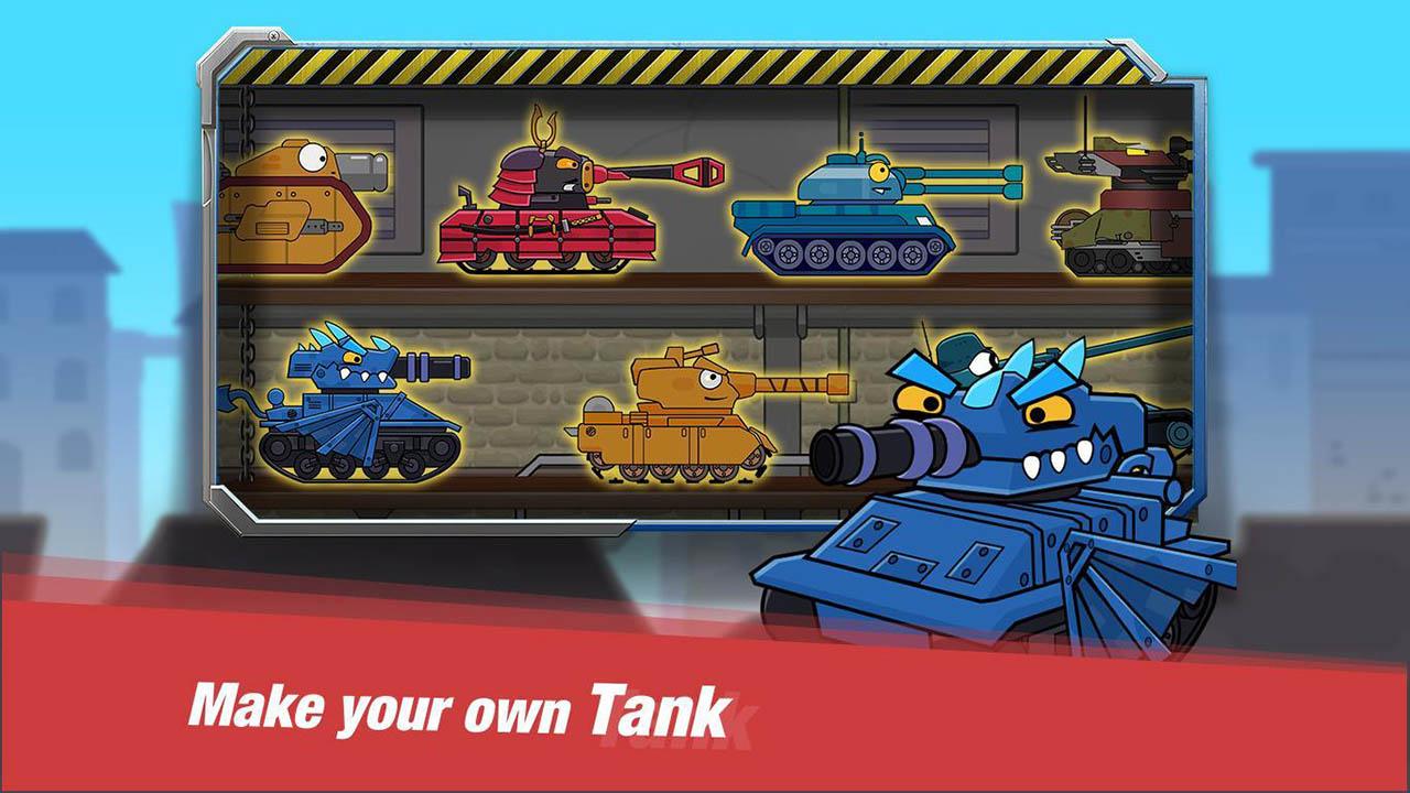 Tank Heroes screen 0