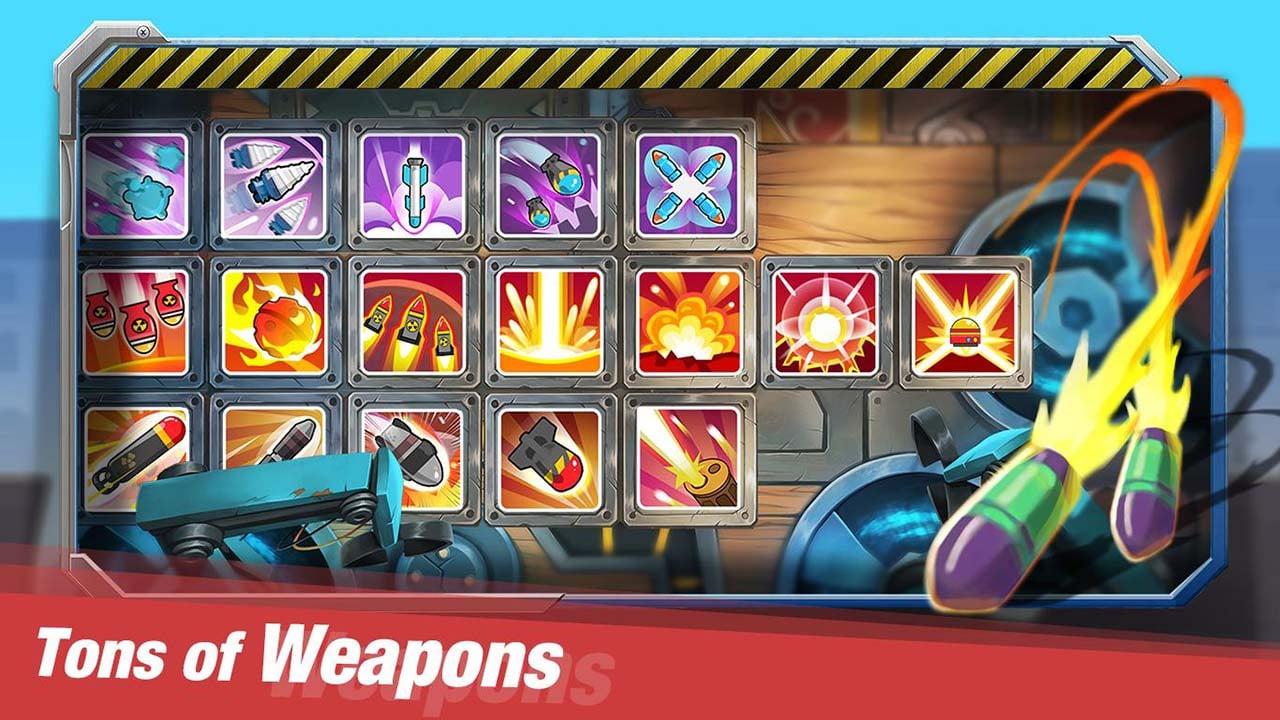 Tank Heroes screen 1