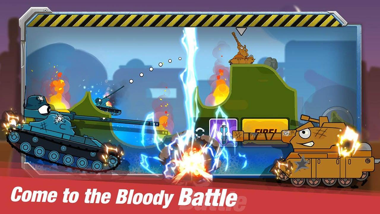 Tank Heroes screen 2