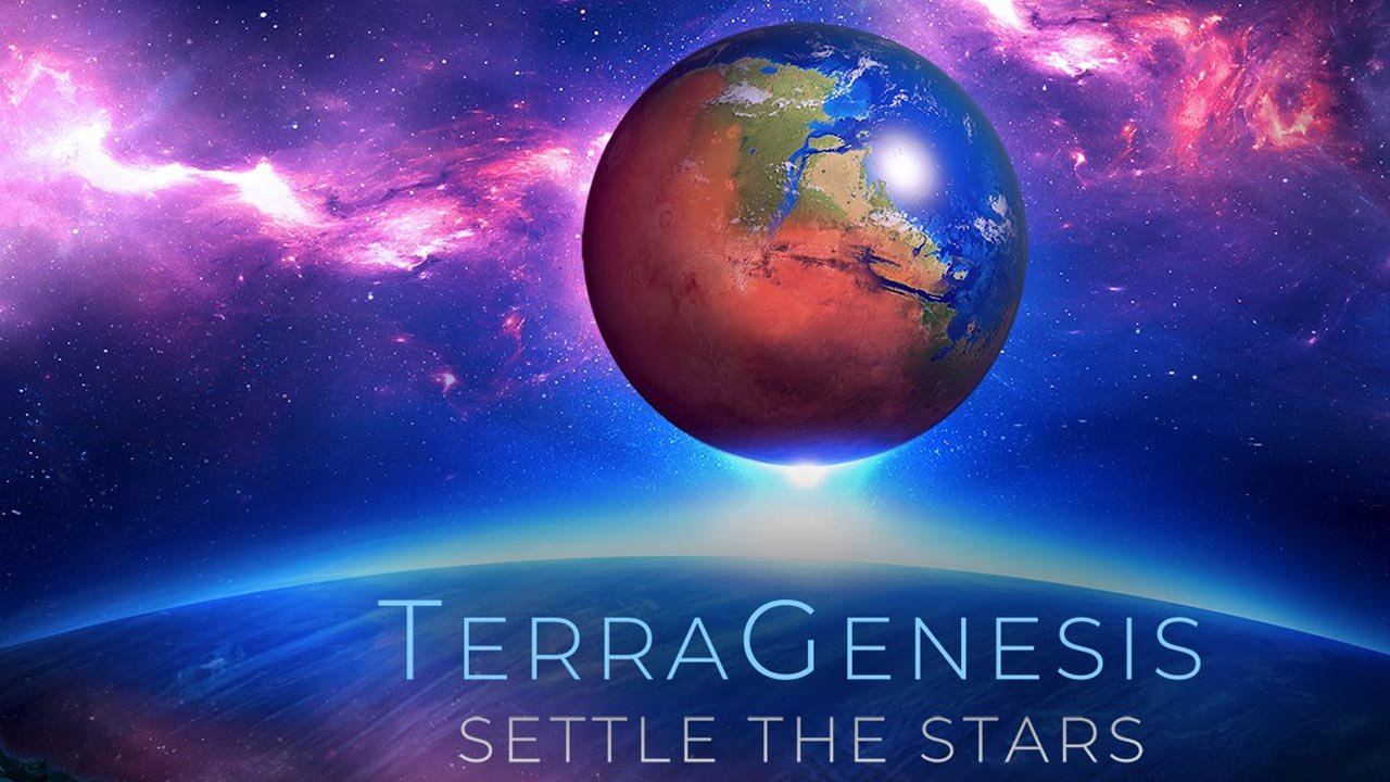 TerraGenesis poster