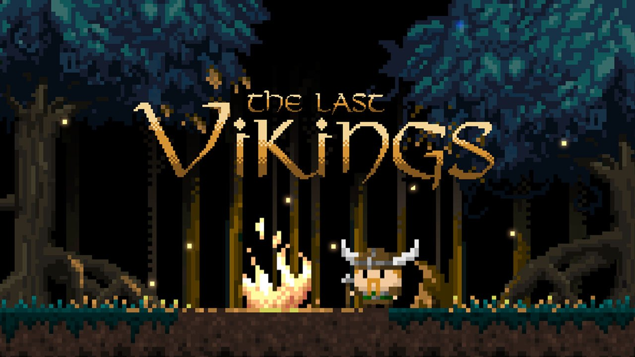 The Last Vikings poster