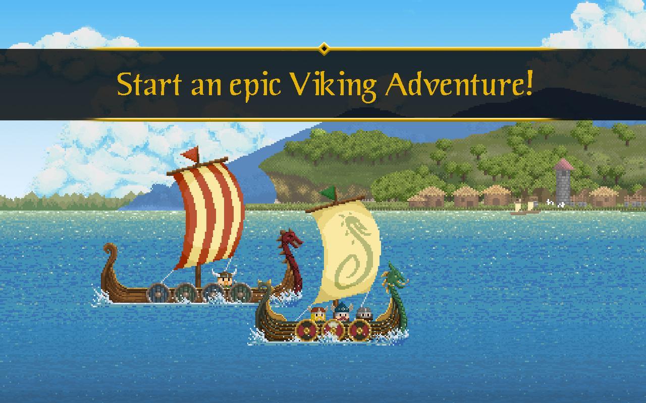 The Last Vikings screen 1
