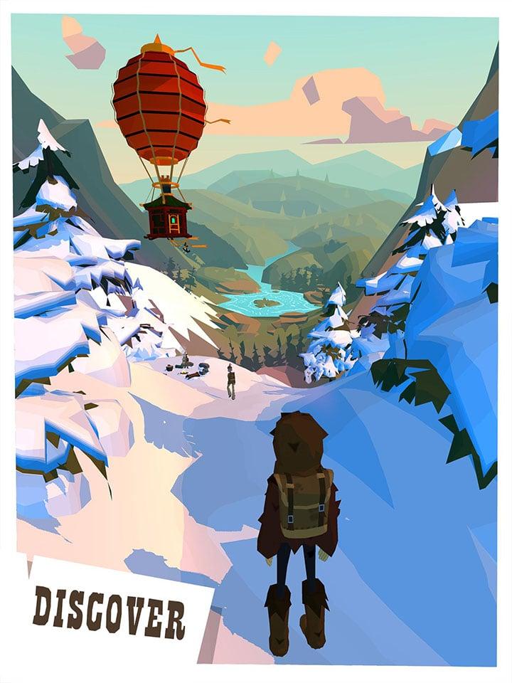 The Trail screen 5