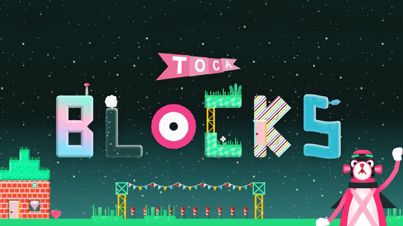 Toca Blocks poster
