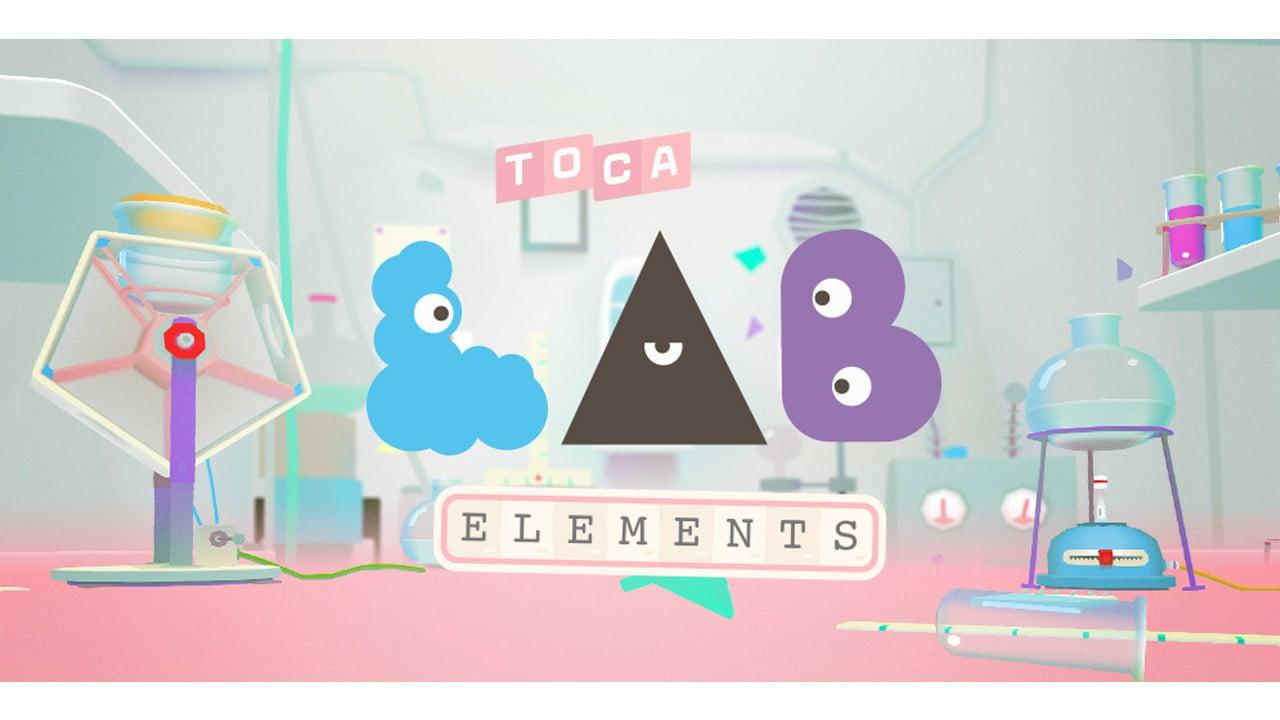 Toca Lab Elements poster
