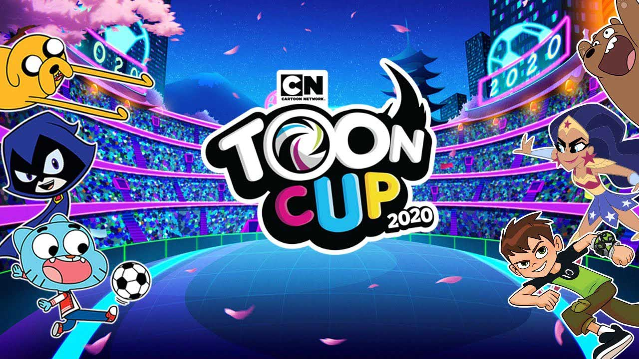 Toon Cup 2020 poster