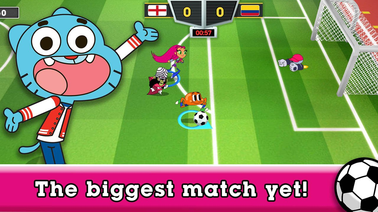 Toon Cup 2020 screen 0
