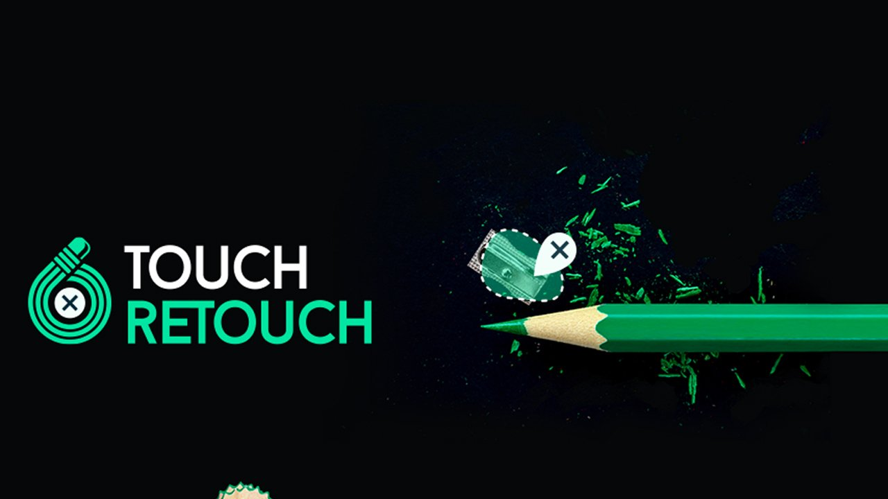 TouchRetouch poster