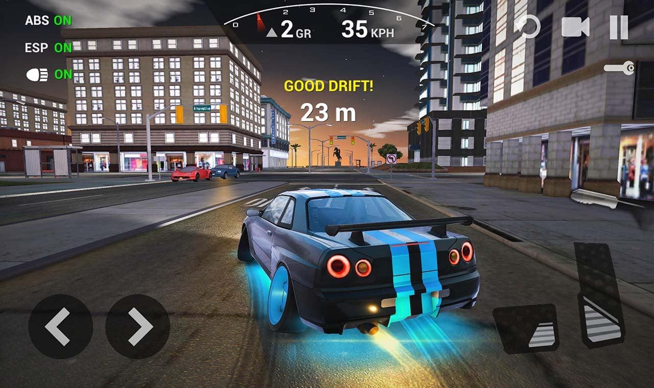 Ultimate Car Driving Simulator screen 1
