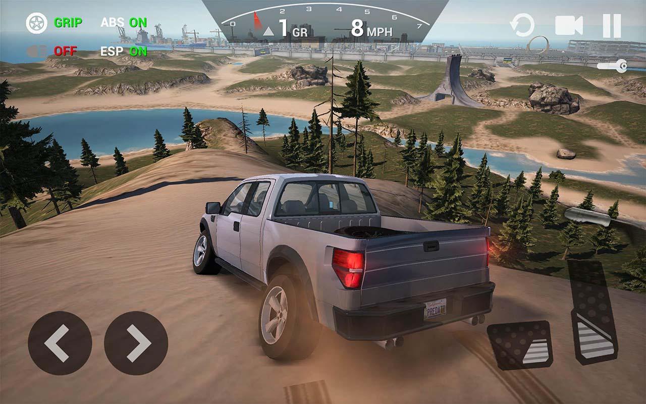 Ultimate Car Driving Simulator screen 2