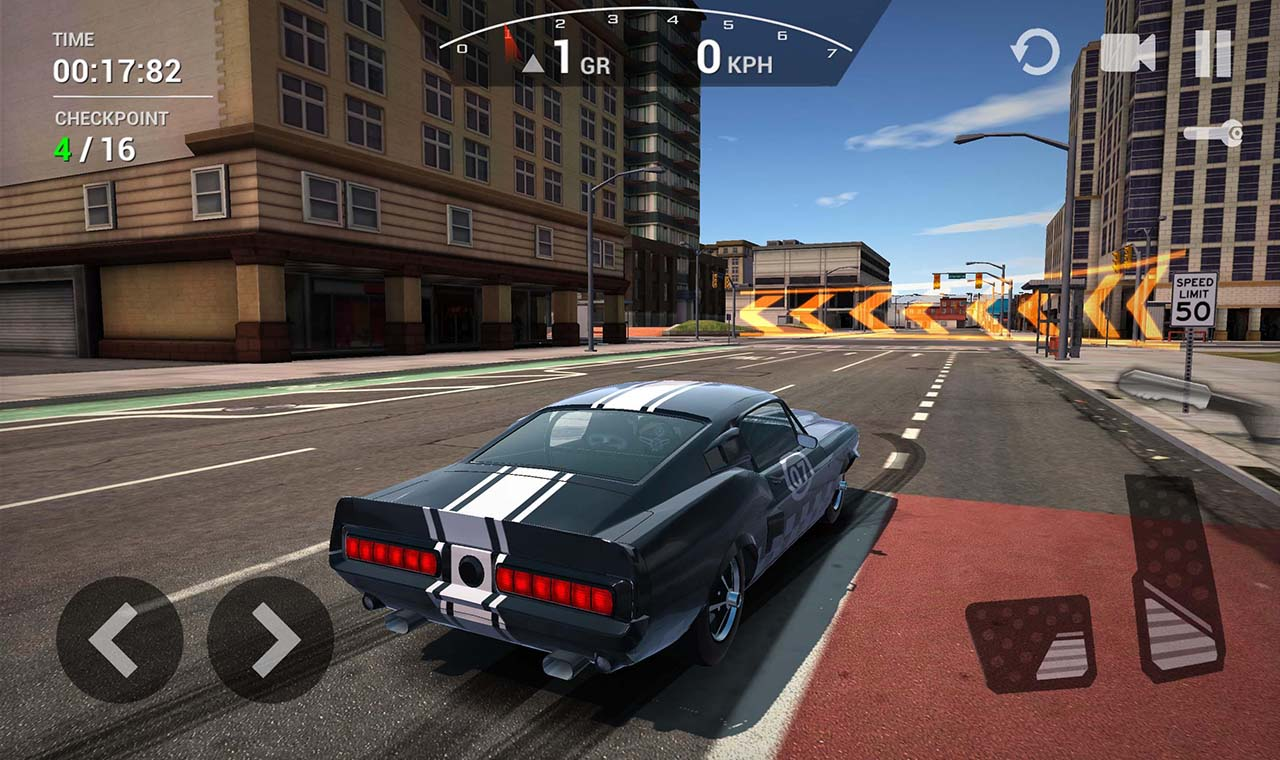 Ultimate Car Driving Simulator screen 3