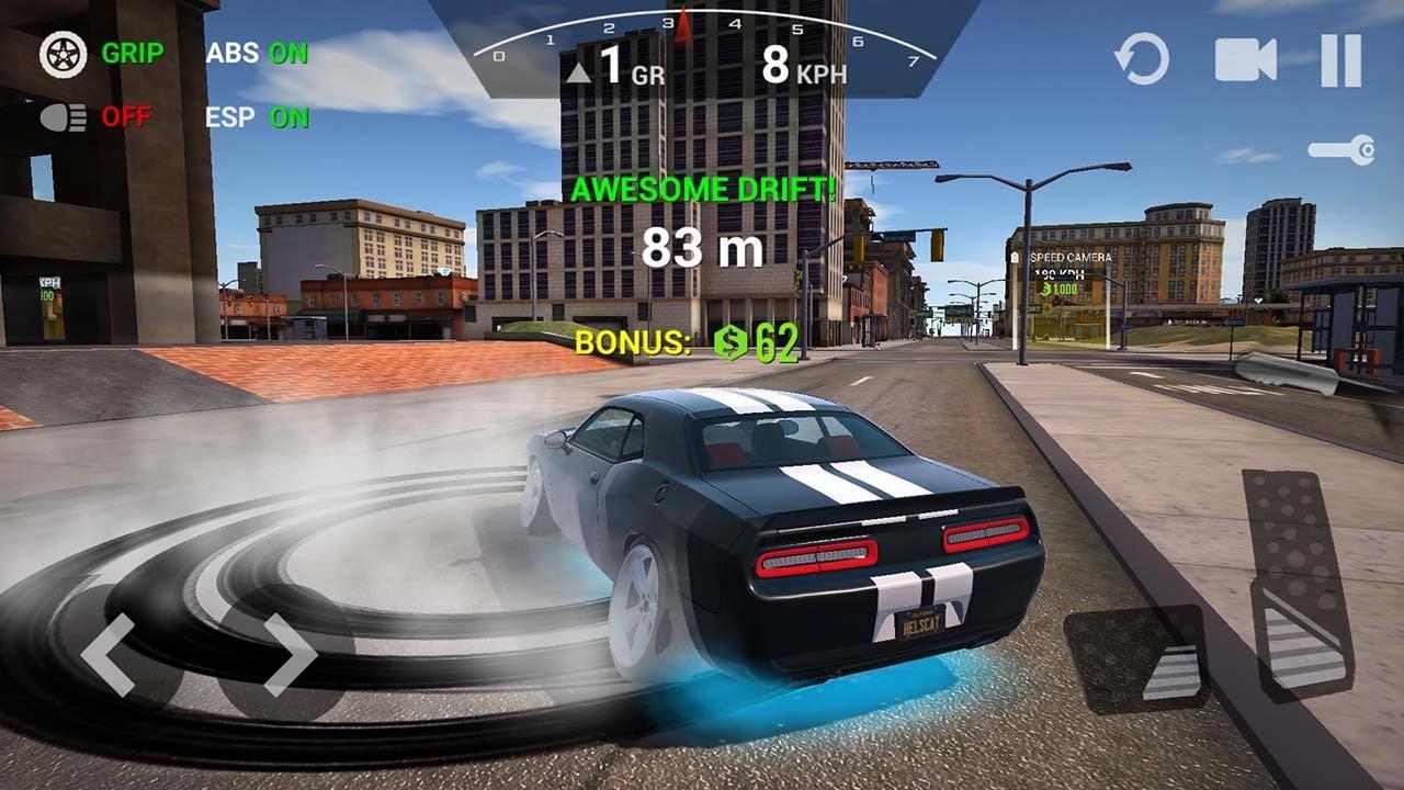 Ultimate Car Driving Simulator screen 4