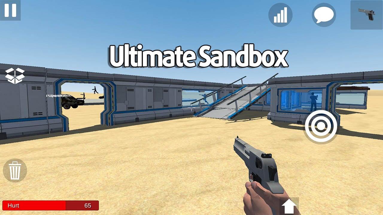 Ultimate Sandbox poster