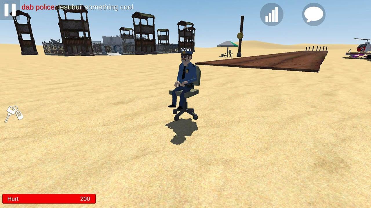 Ultimate Sandbox screen 1