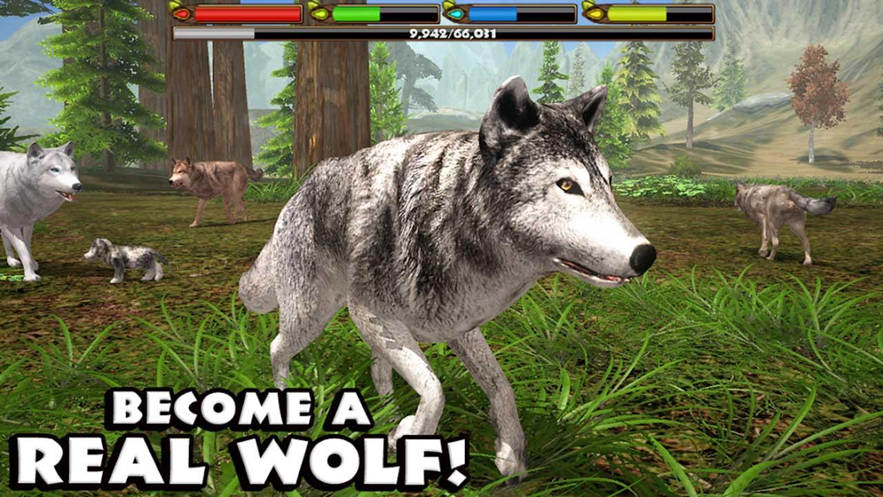 Ultimate Wolf Simulator screen 4