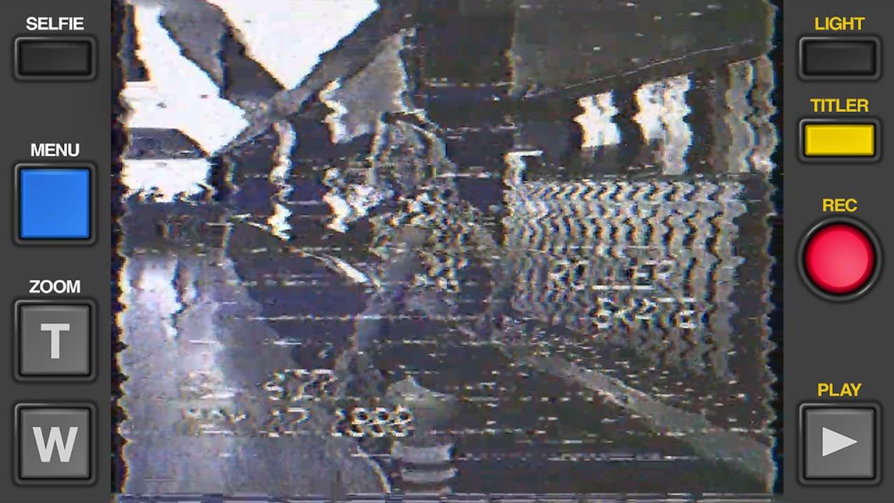 VHS Cam screen 3