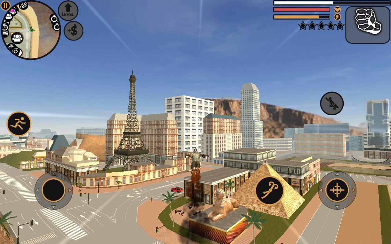 Vegas Crime Simulator screen 0