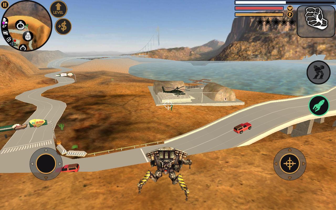 Vegas Crime Simulator screen 1