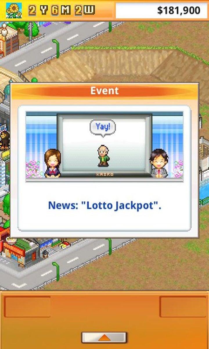 Venture Towns screen 2