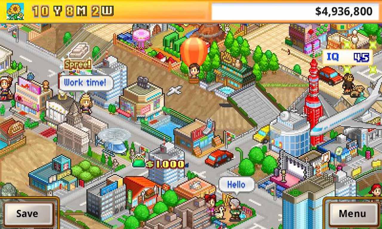 Venture Towns screen 4