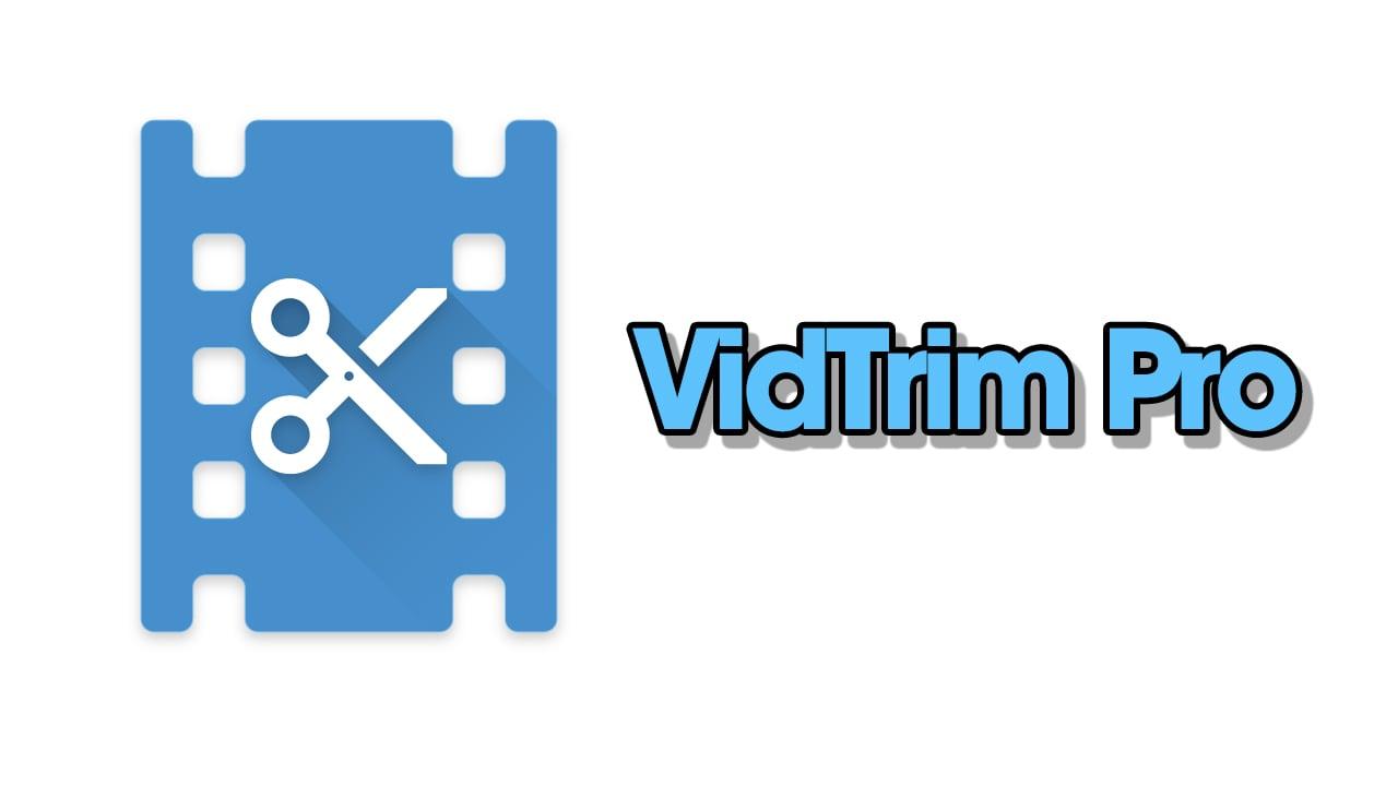 VidTrim Pro poster