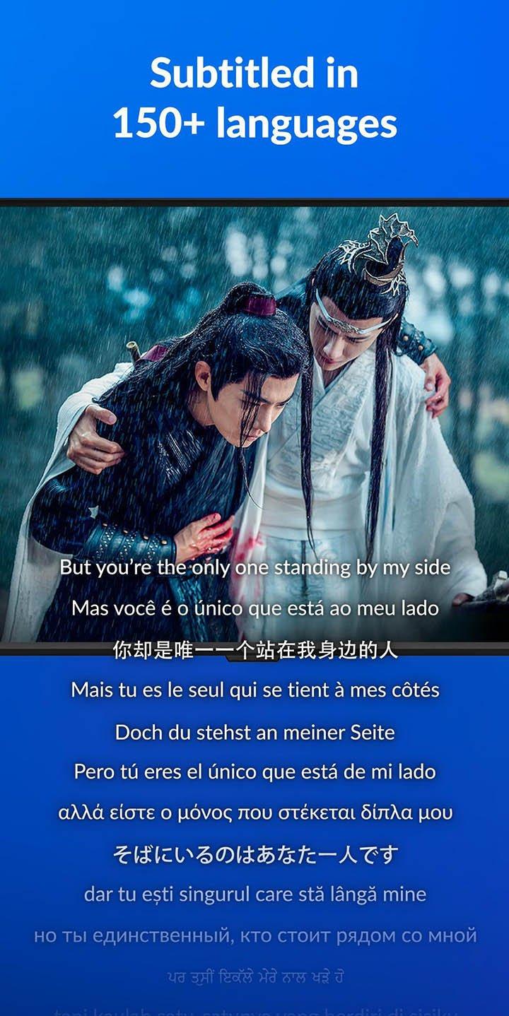Viki Stream Asian TV Shows screen 1