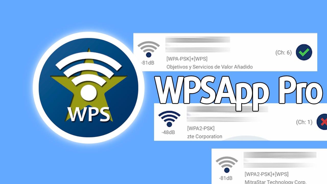 WPSApp Pro poster