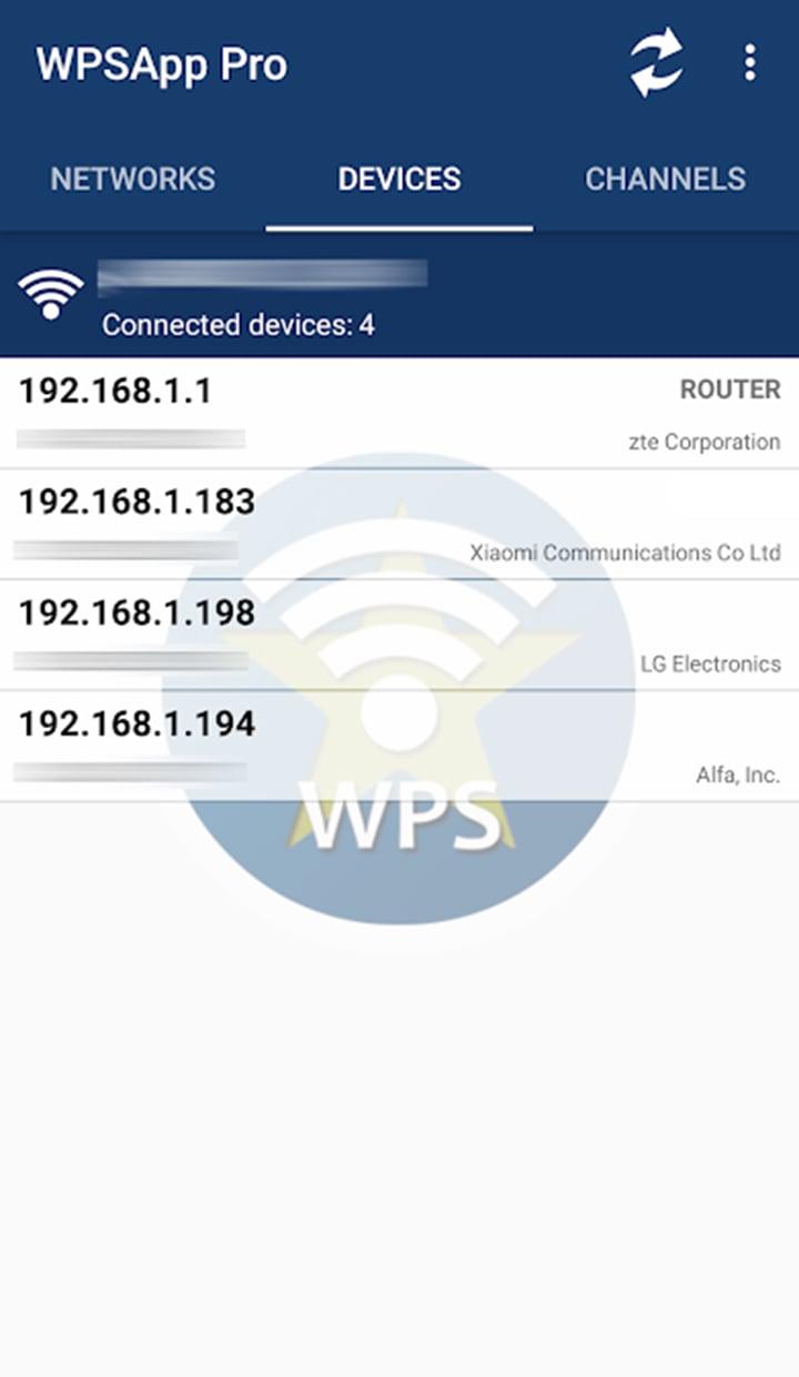 WPSApp Pro screen 4