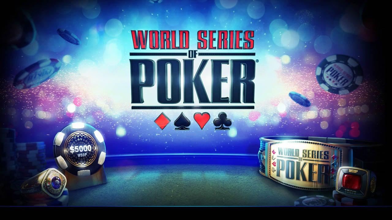 WSOP poster