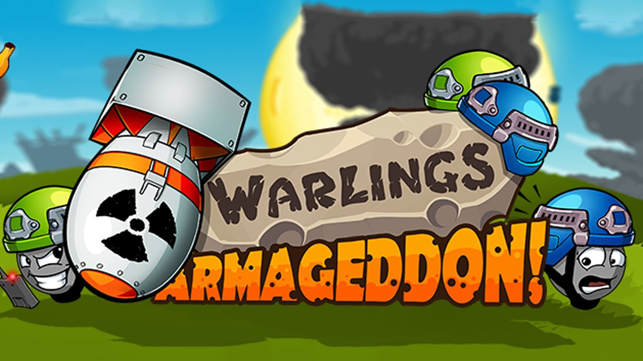 Warlings Armageddon poster