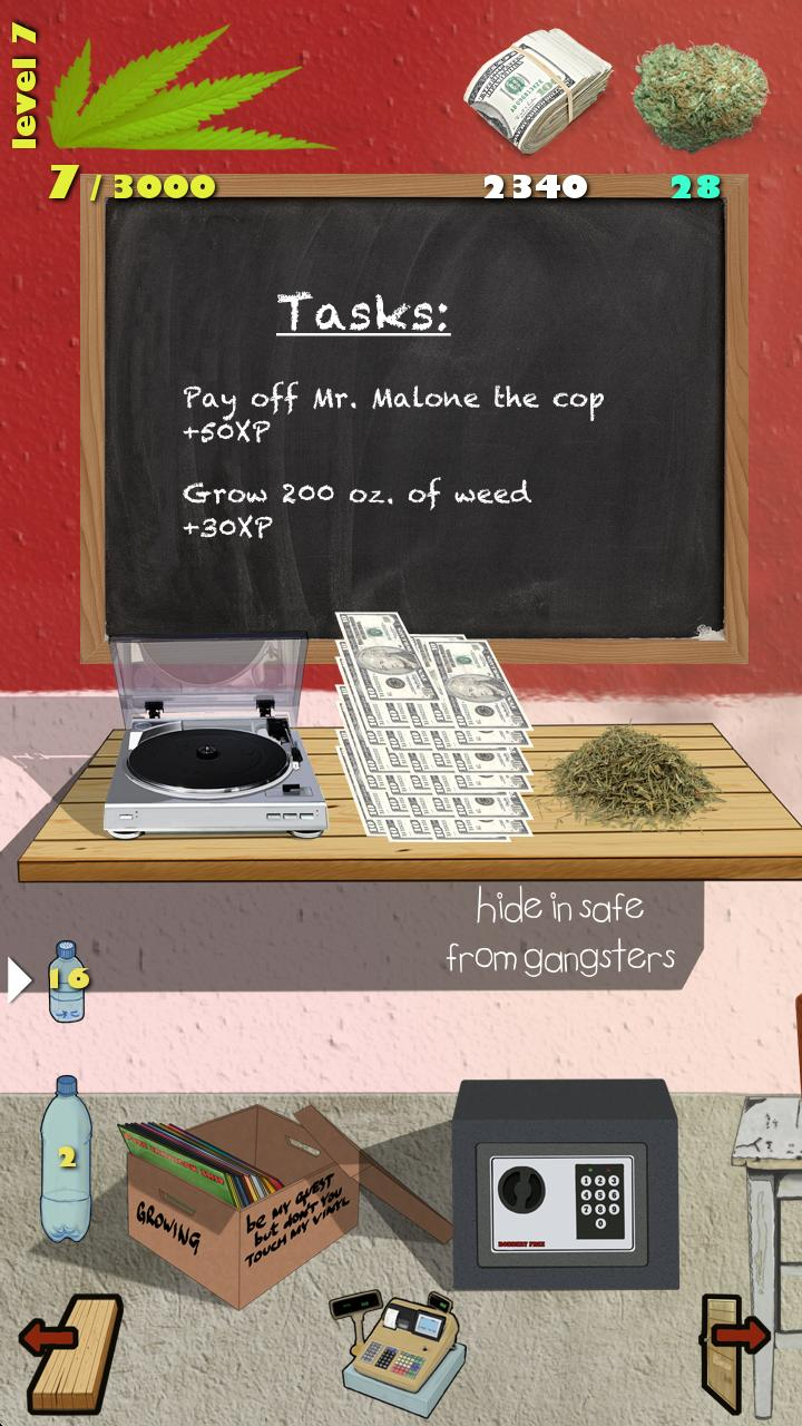 Weed Firm RePlanted screen 4