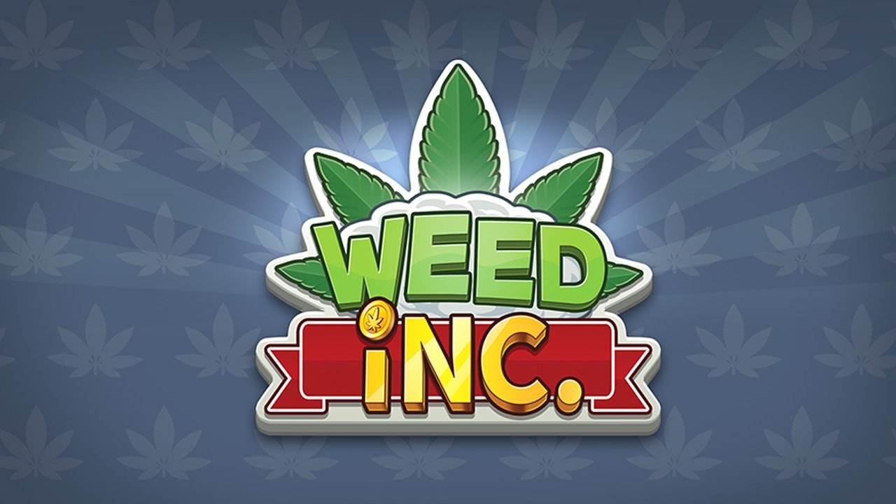 Weed Inc Idle Tycoon poster