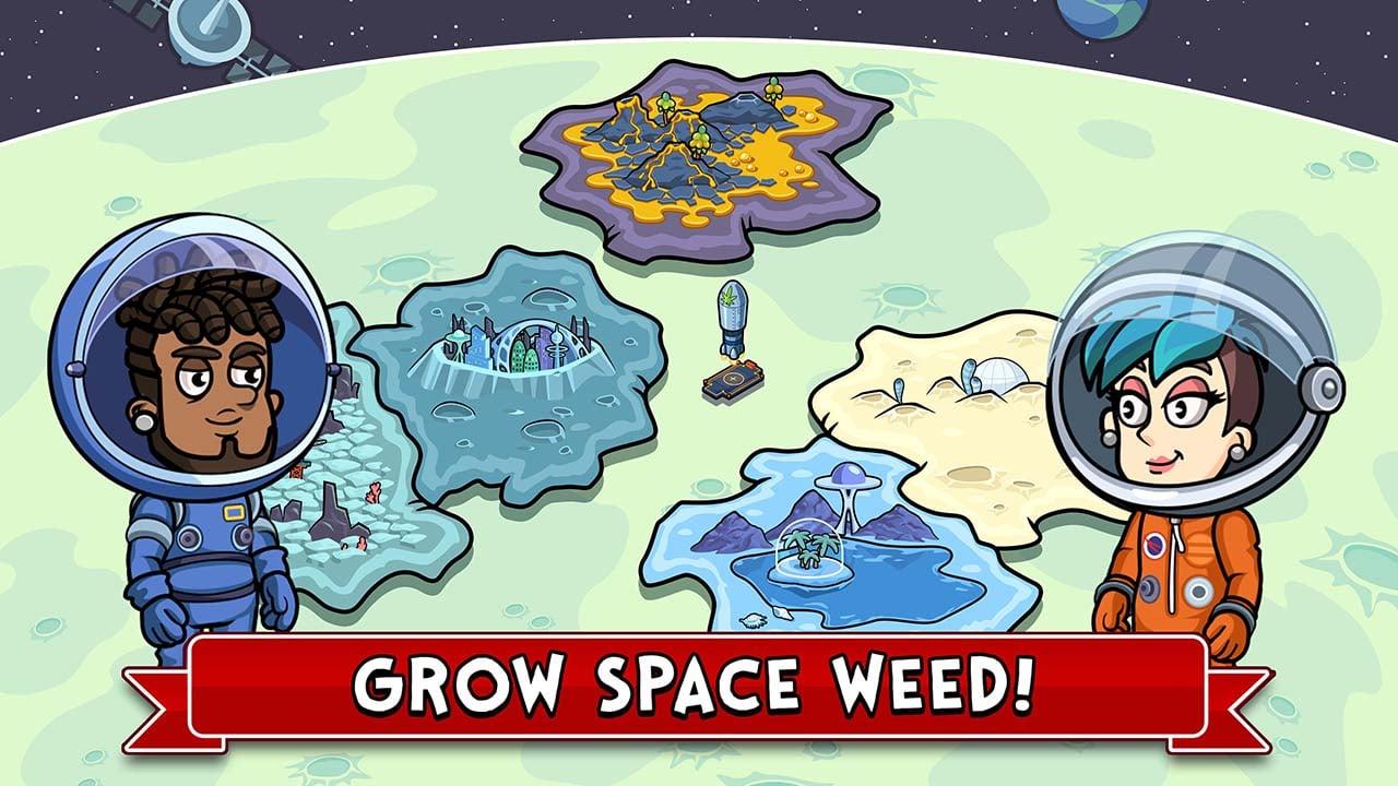Weed Inc Idle Tycoon screen 3