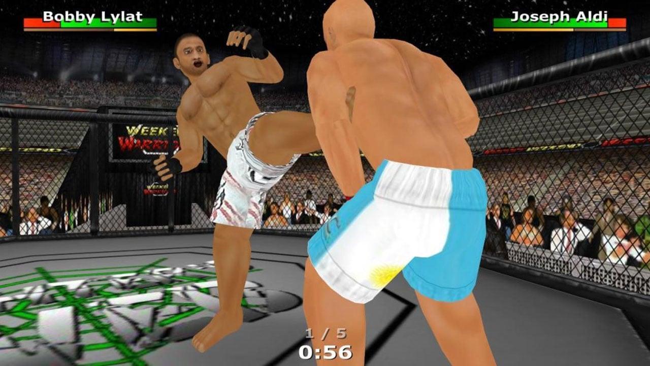 Weekend Warriors MMA screen 0