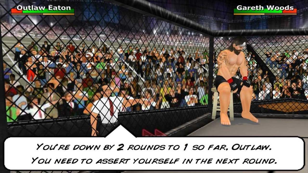 Weekend Warriors MMA screen 3
