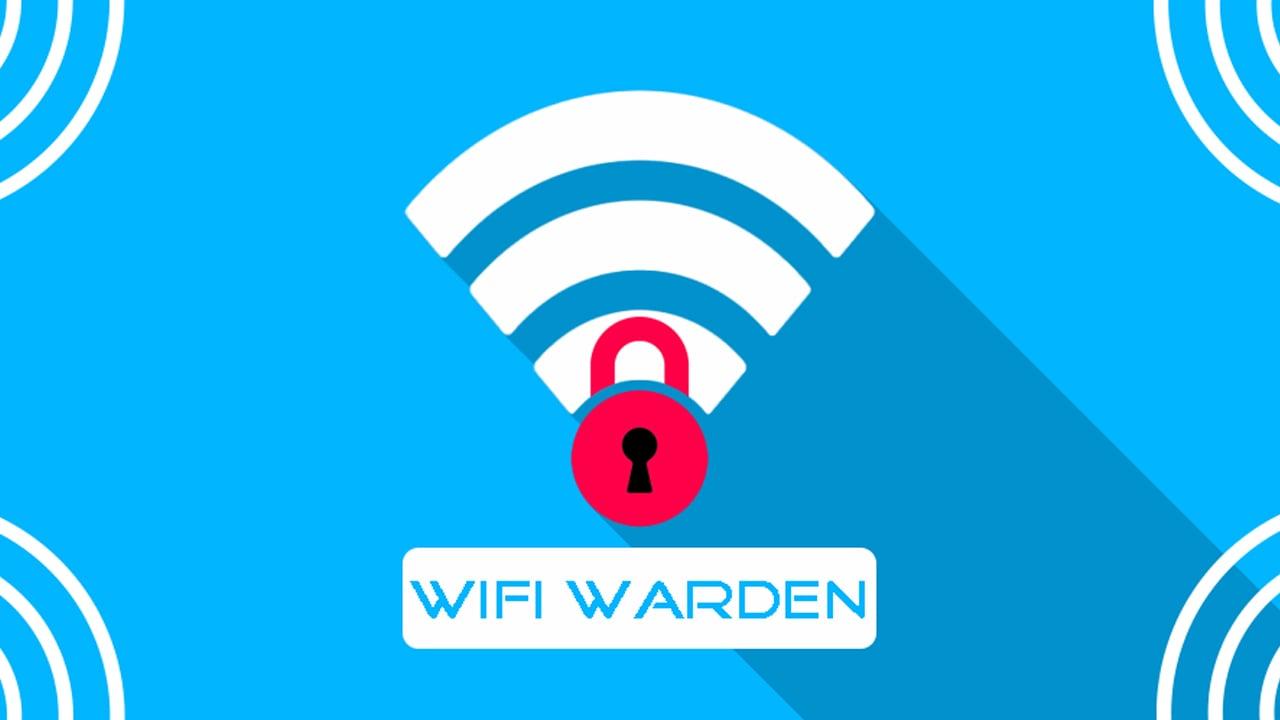 WiFi Warden poster