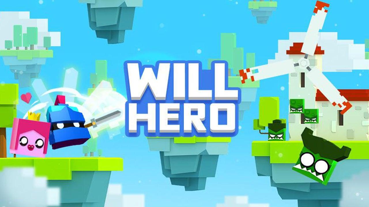 Will Hero poster