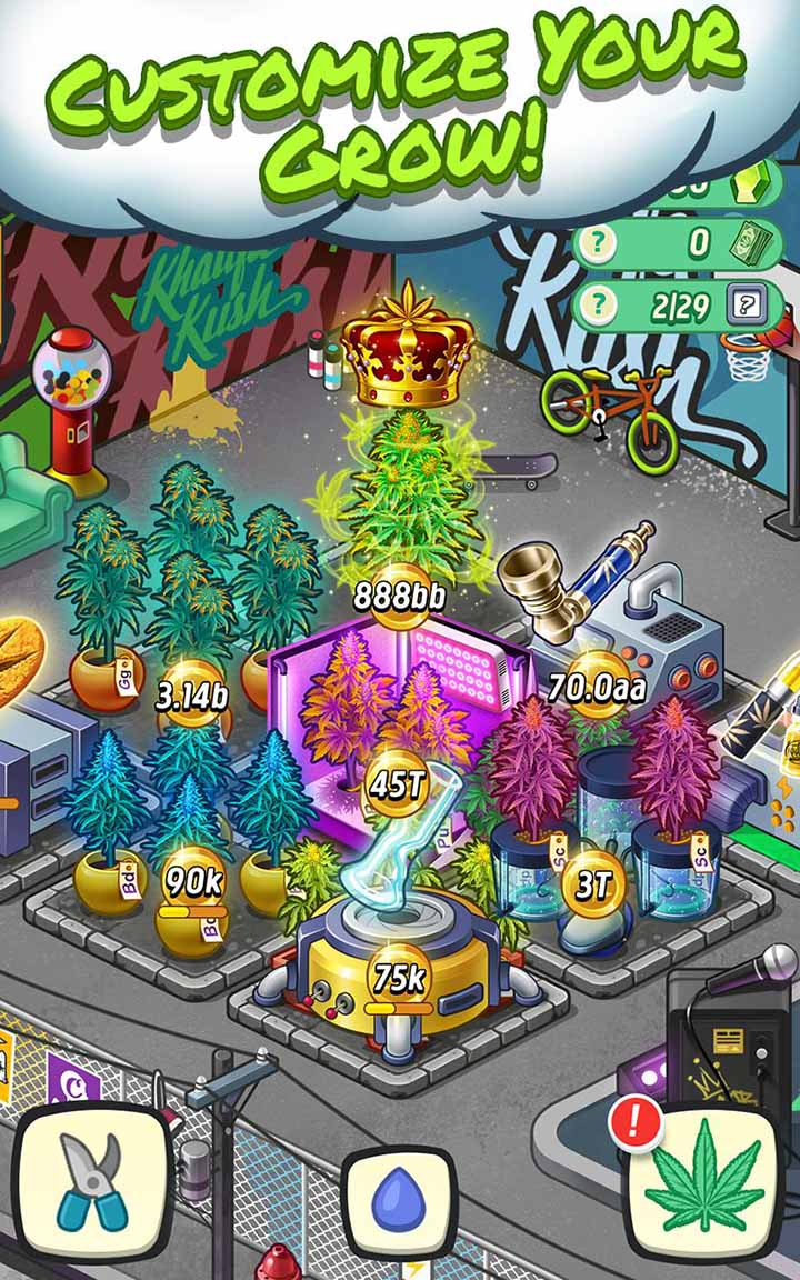 Wiz Khalifa Weed Farm screen 1