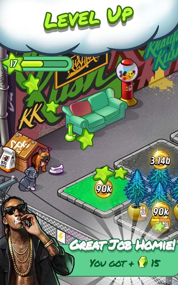 Wiz Khalifa Weed Farm screen 2