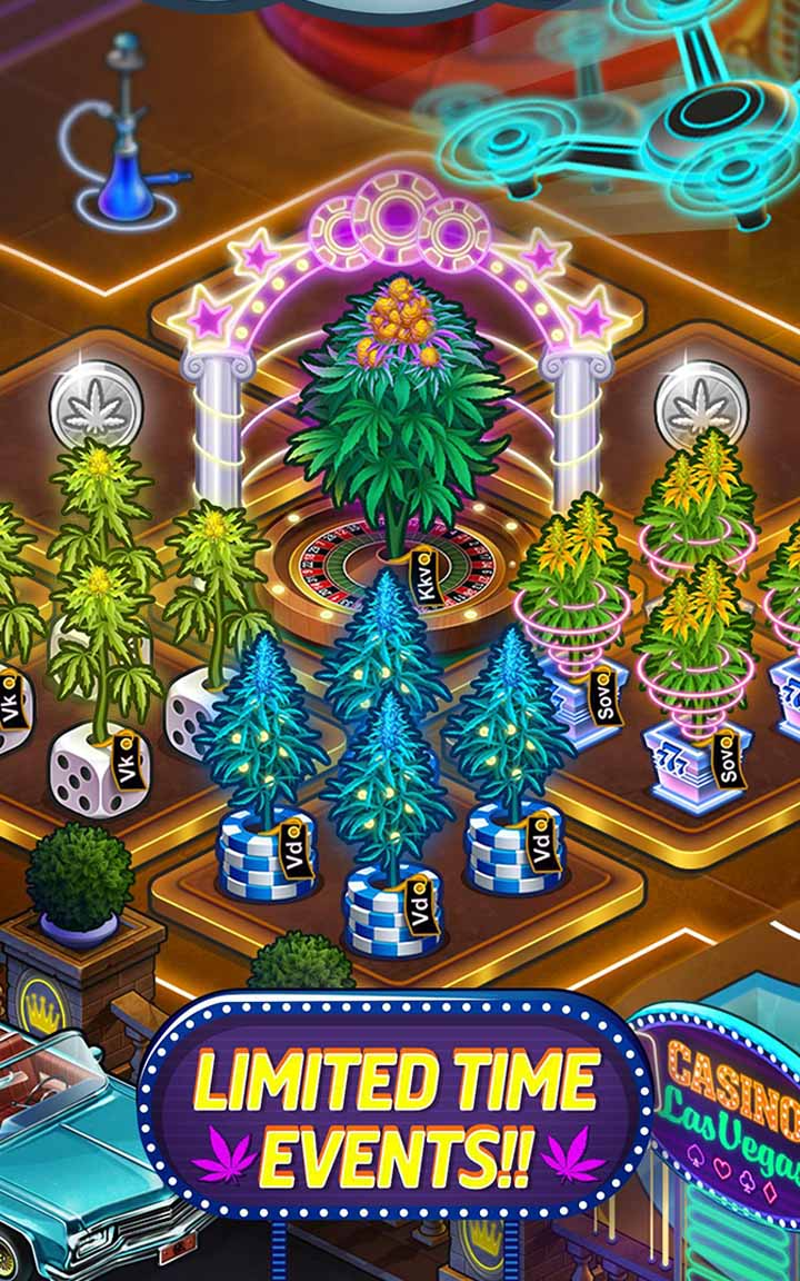 Wiz Khalifa Weed Farm screen 3