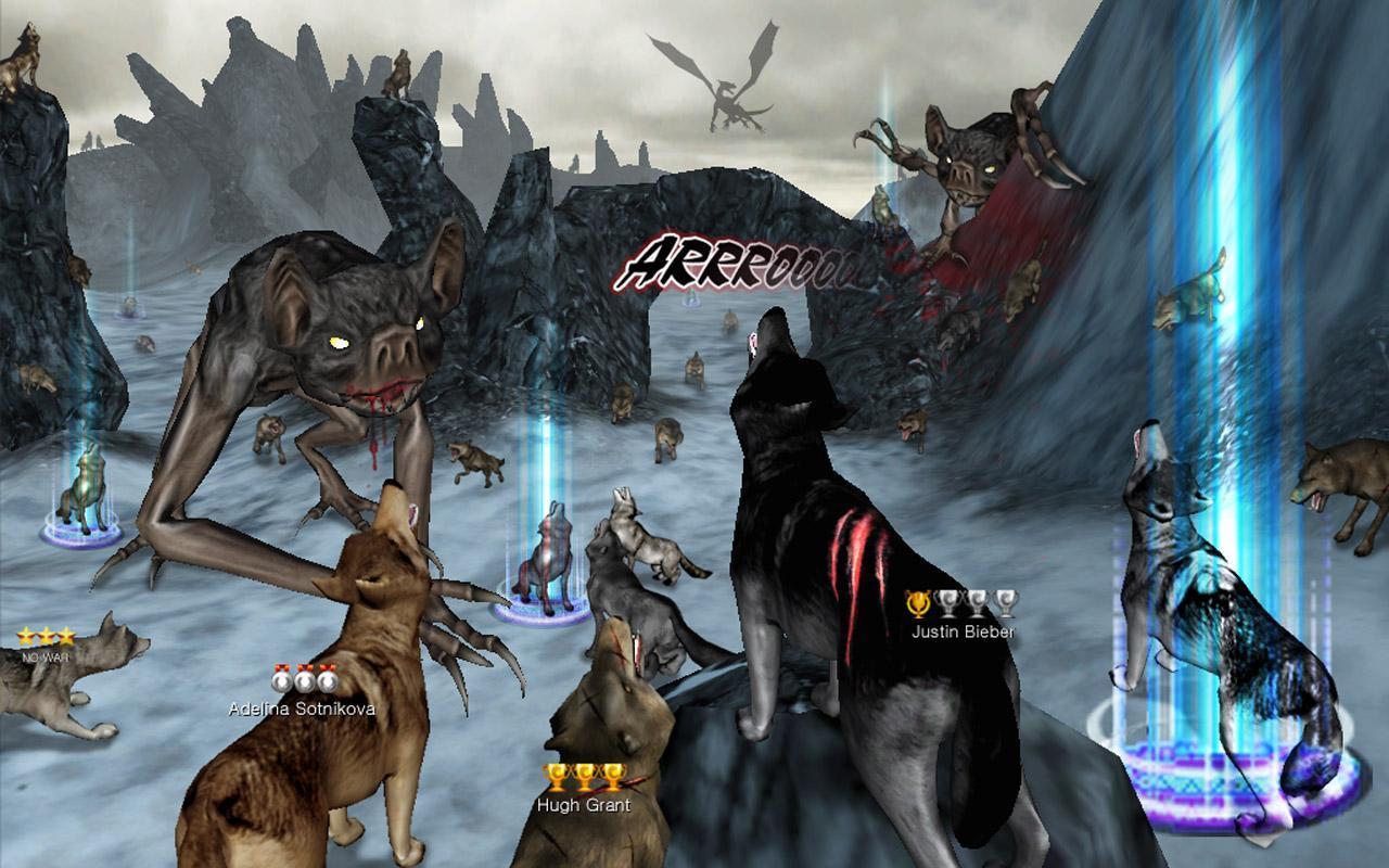 Wolf Online screen 1