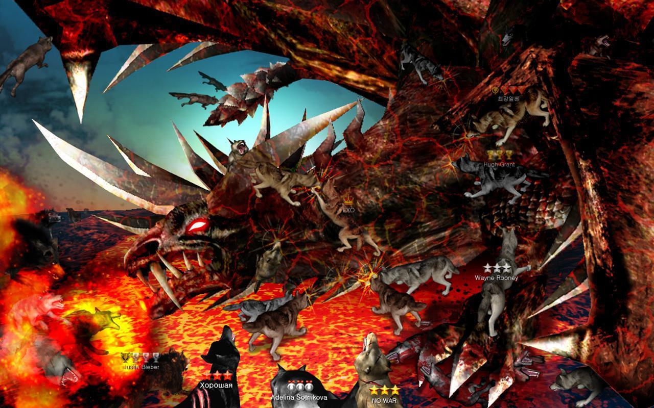 Wolf Online screen 2