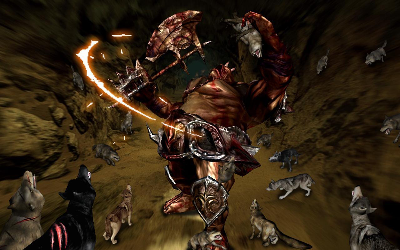 Wolf Online screen 3