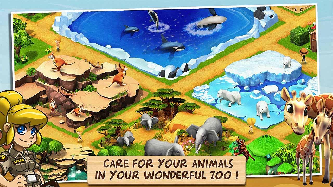 Wonder Zoo screen 0
