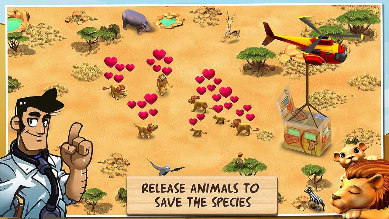 Wonder Zoo screen 1