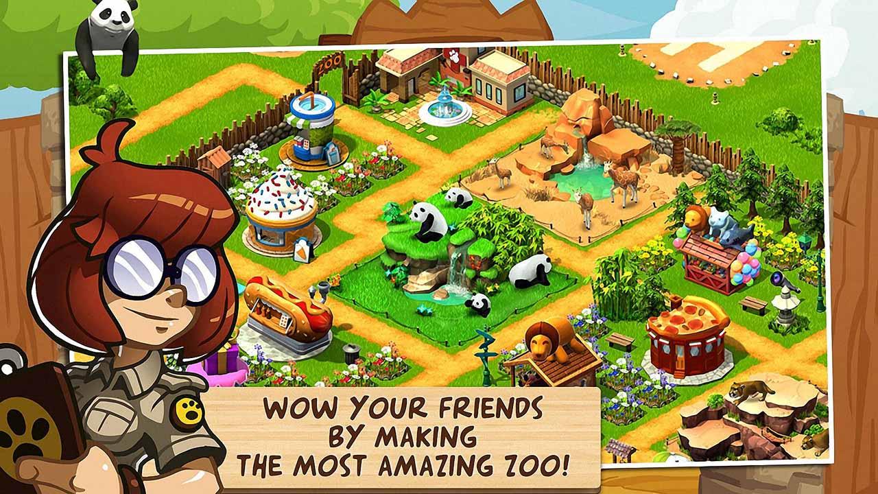 Wonder Zoo screen 3