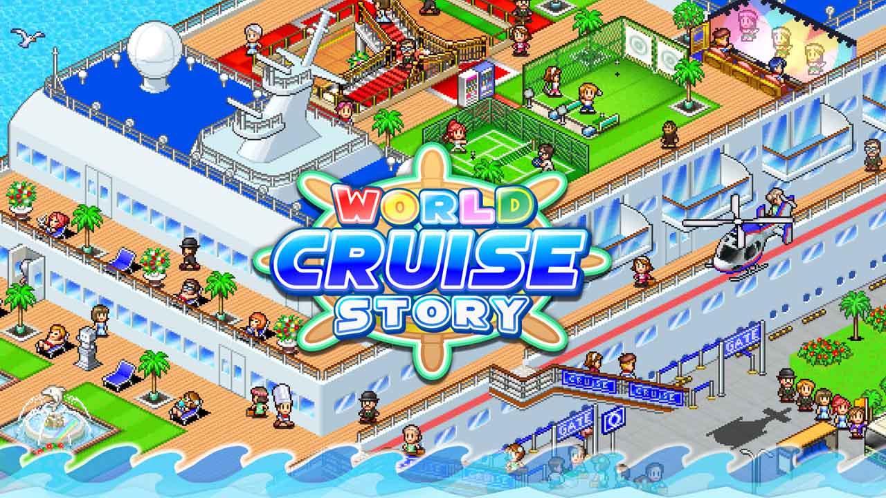 World Cruise Story poster