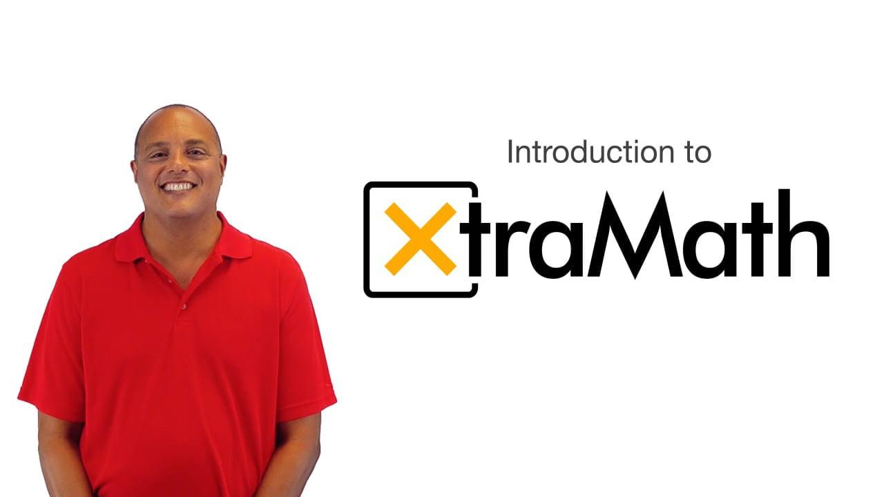 XtraMath poster